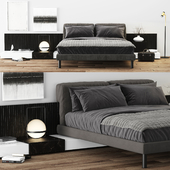 Meridiani Cliff Bed