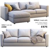 Ikea Vimle (2 options)