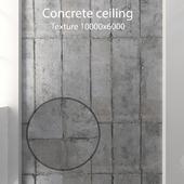 Concrete ceiling 6
