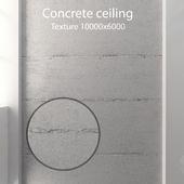 Concrete ceiling 7
