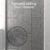 Concrete ceiling 10