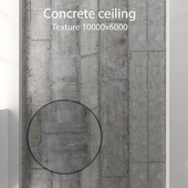 Concrete ceiling 11
