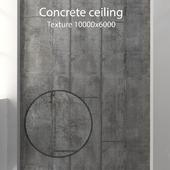 Concrete ceiling 12