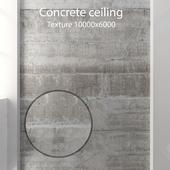 Concrete ceiling 13