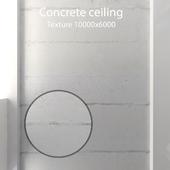Concrete ceiling 14