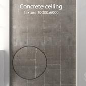 Concrete ceiling 16