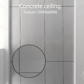 Concrete ceiling 17