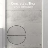 Concrete ceiling 20