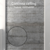 Concrete ceiling 22