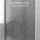 Concrete ceiling 23