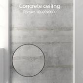 Concrete ceiling 26