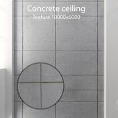 Concrete ceiling 30