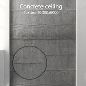 Concrete ceiling 41