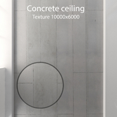 Concrete ceiling 52