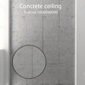Concrete ceiling 58