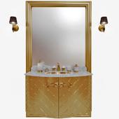 Мебель для ванной Armadi Art Queen 1059