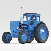 Трактор Т-40 (чистый)