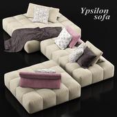Ypsilon sofa - Calligaris