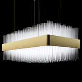 My Lamp Suspension Rectangular by paolocastelli