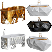 Maison Valentina Bath Collections
