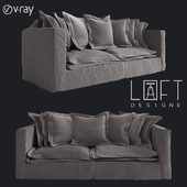 Sofa LoftDesigne 2966 model