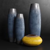 Vases set 6