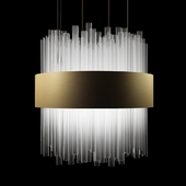 My Lamp Suspension Round 50 by paolocastelli