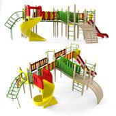 Children's game complex 21