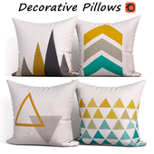 Decorative pillows set 190