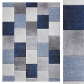 Carpet Think Rugs Brooklyn 21830 Grey/Blue
