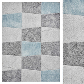 Carpet Think Rugs Brooklyn 22192 Grey/Blue