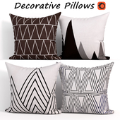 Decorative Pillow set 192 Bluettek Modern
