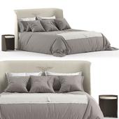 Canterbury Bentley bed