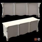 Chest of drawers TV CASA +39 Prestige Laccato