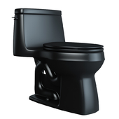 WC KOHLER Santa Rosa Comfort Single Flush Compact Elongated Toilet