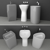 Washbasin Set