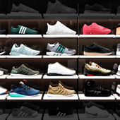 Sport shoes shop