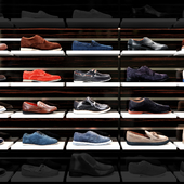 Shoes shop for man