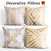 Decorative Pillow set 201 BLUETTEK Modern
