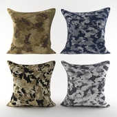 pillows style Military