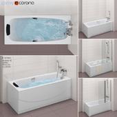 Набор ванн Roca set 32 (Sureste N,Swing,Princess,Contesa)