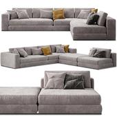 Minotti Hamilton Sofa Opcion B