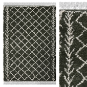 Carpet Think Rugs Boho 7043 Green