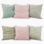 H & M Home - Decorative Pillows set 18