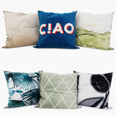 H & M Home - Decorative Pillows set 21
