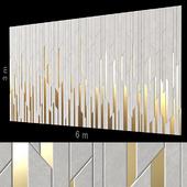 Декоративная стена 149.
