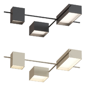 Ceiling lamp Vibia STRUCTURAL 1200x1200