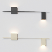 Wall lamp Vibia STRUCTURAL 1200