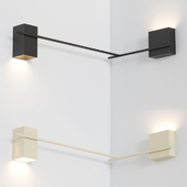 Wall lamp Vibia STRUCTURAL corner