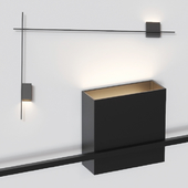 Wall lamp Vibia STRUCTURAL1200x1800